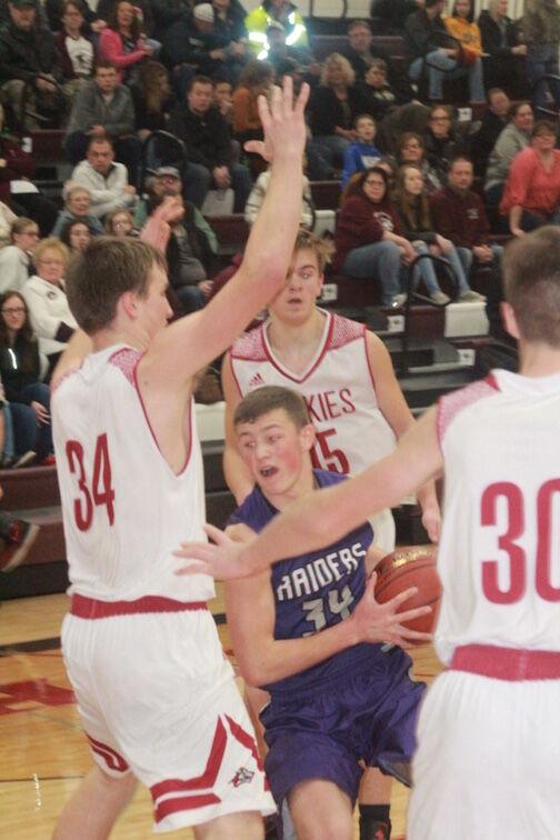 EWC Boys Basketball: Kiel pulls away from Huskies