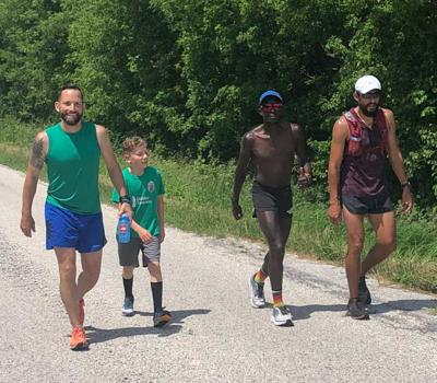 Ice Age Trail runner finds 'new normal'