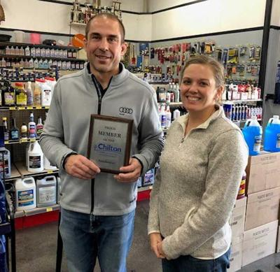 Chilton Chamber of Commerce recently welcomed AutoSource to its membership roll