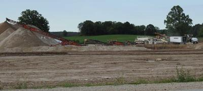 Work is continuing on the expansion of STH 23 between Sheboygan and Fond du Lac