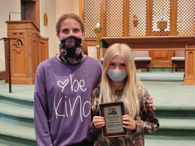Kiel Divine Savior School student district winner in ag essay contest