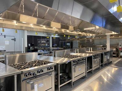 LTC opens culinary facility