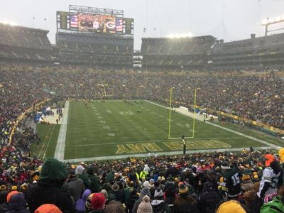In the Green Bay spirit? Send us your photos!