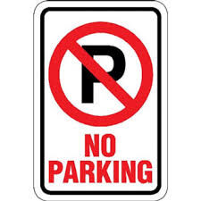 Parking ban now in effect