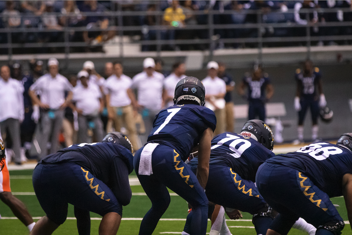 NAU football's newest transfer will not be outworked