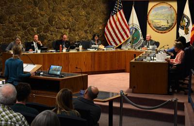 Community Addresses Council