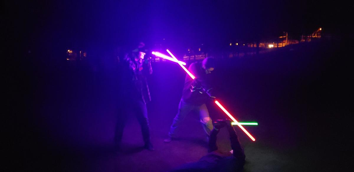 The force is strong with North Wind Saber