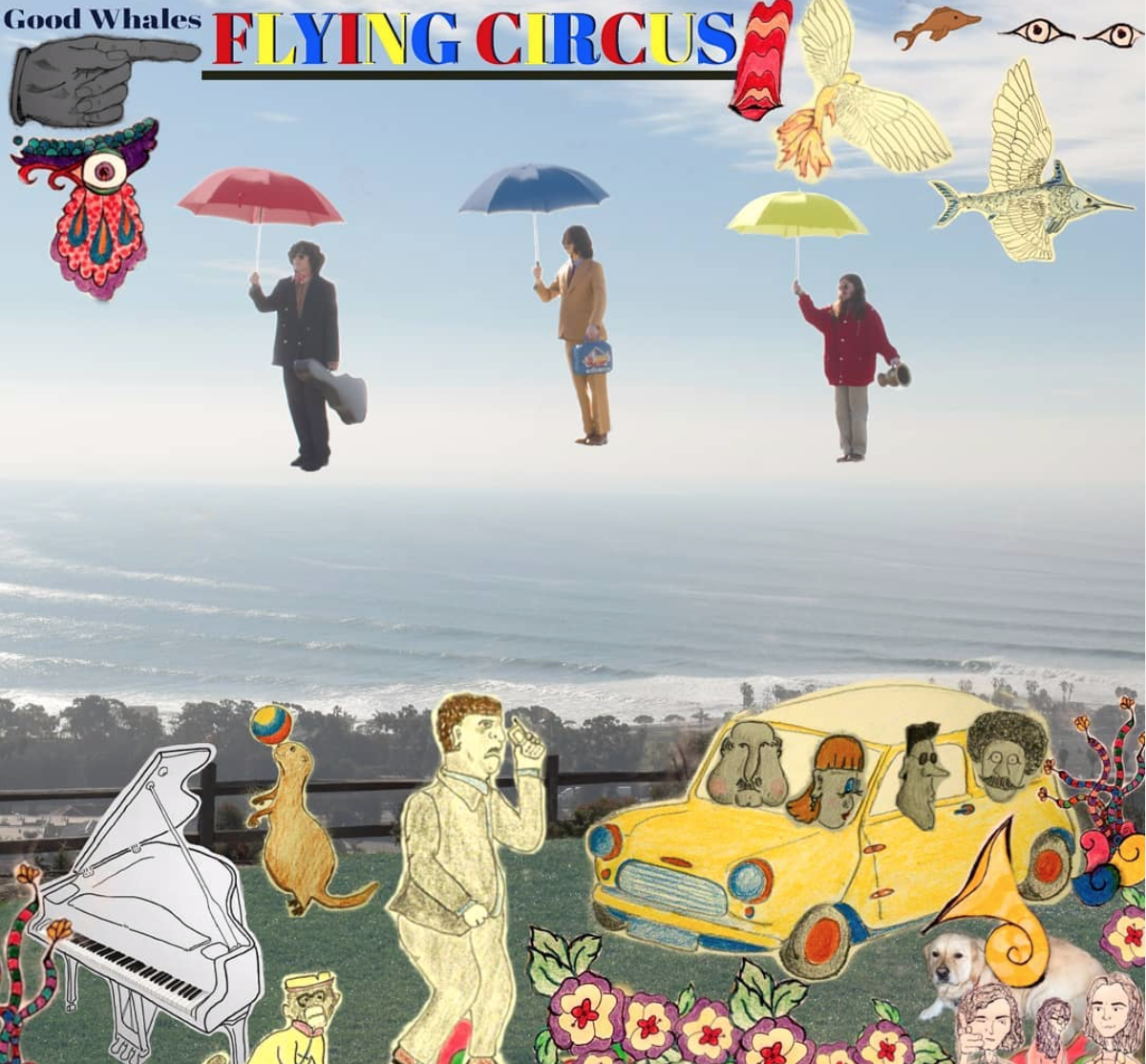 """Drop of the Week: """"Flying Circus"""" by Good Whales"""