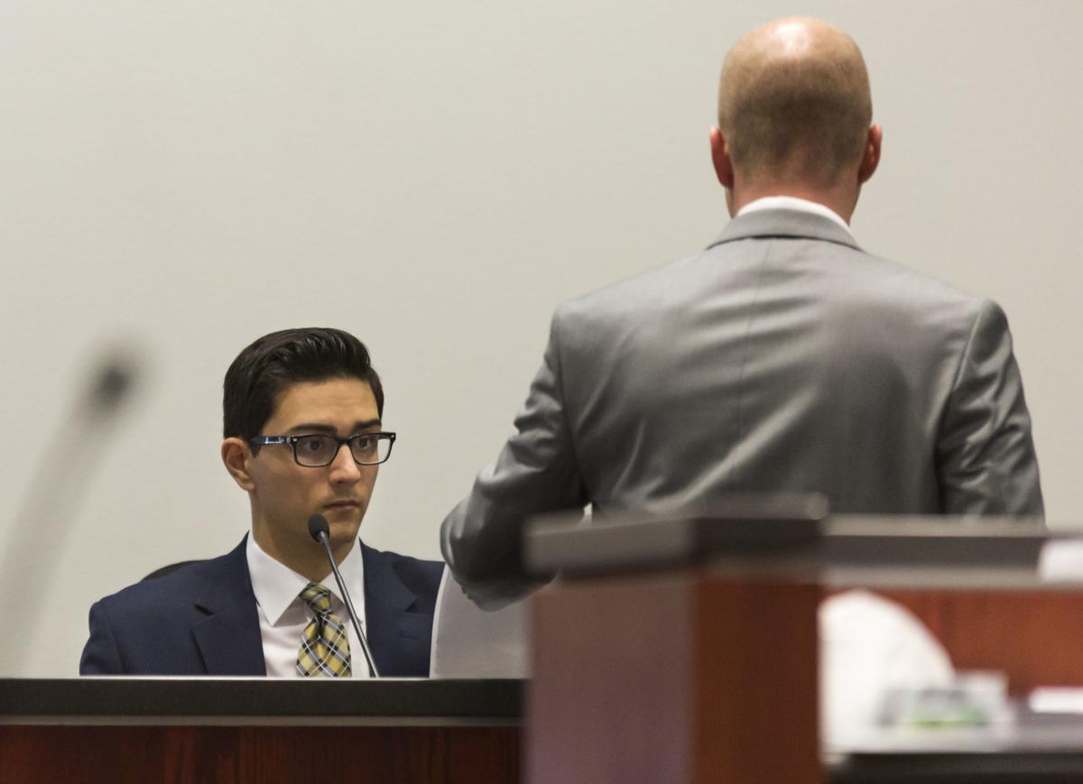 Steven Jones sentenced to six years