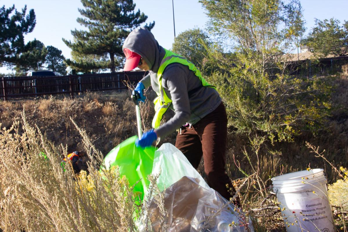 Stream cleanup event restores areas in Flagstaff