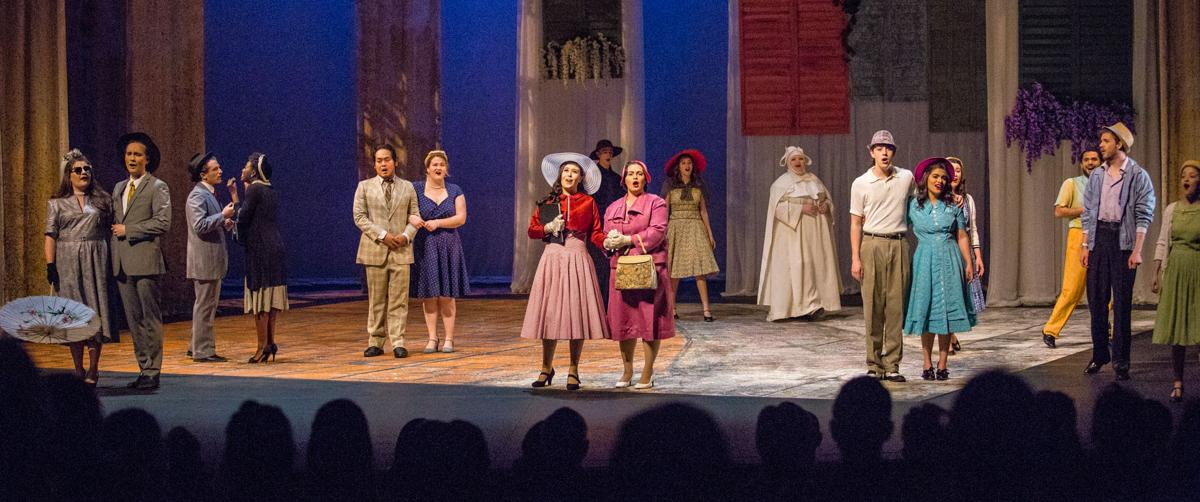 """""""The Light in the Piazza:"""" Not a generic musical love story"""