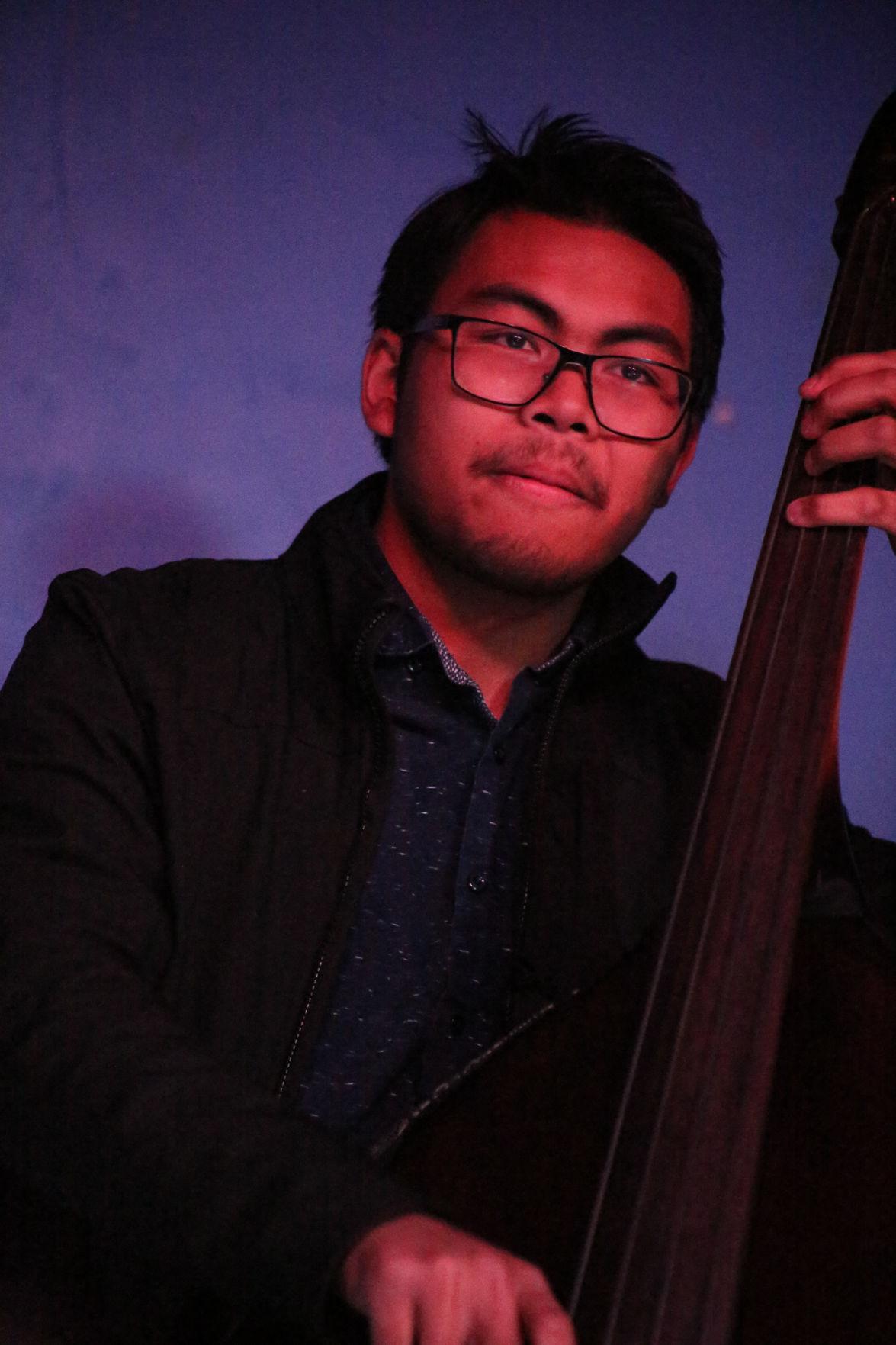 Firecreek hosts Eric Nakamoto Quintet