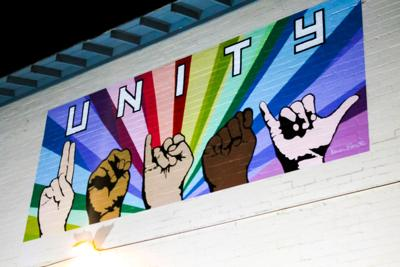 UNITY Mural Unveiling