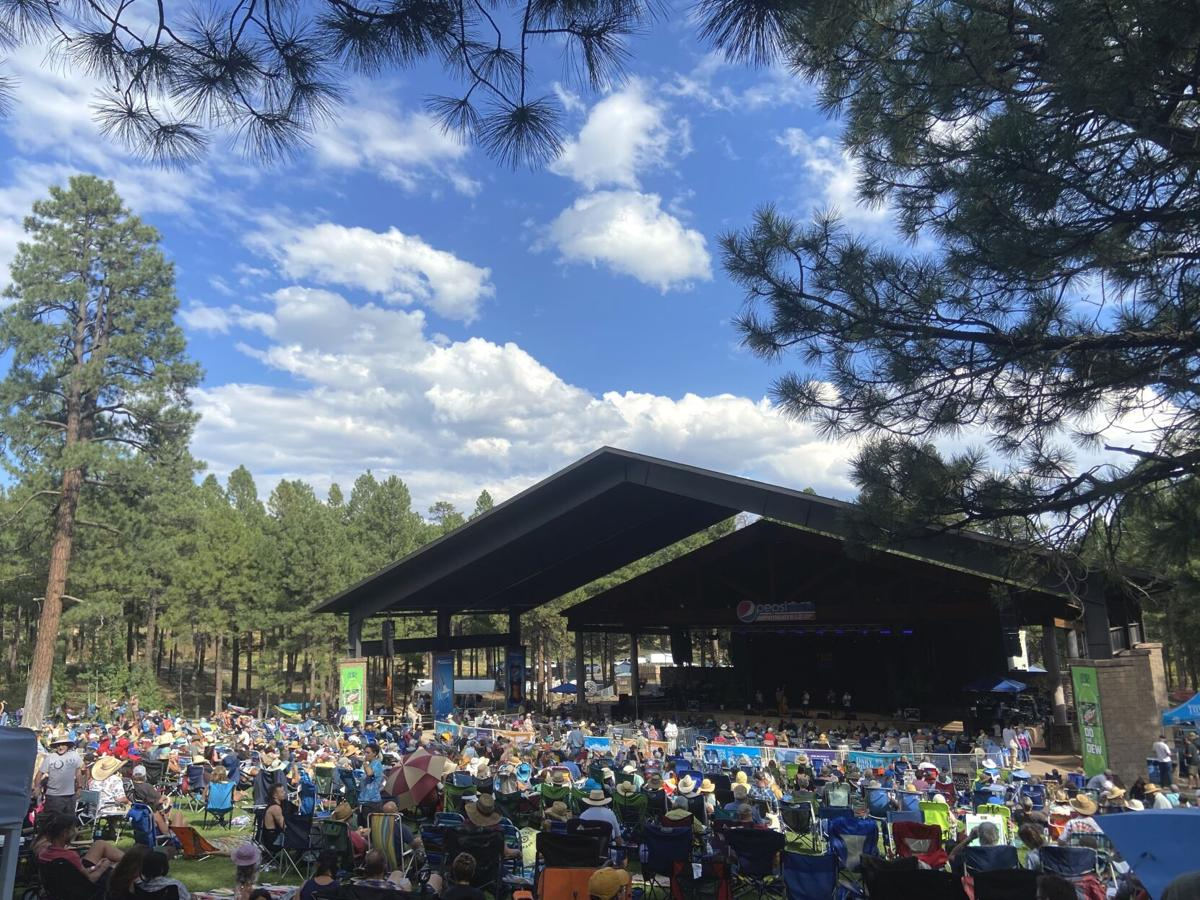 Pickin' in the Pines brings its bluegrass tunes and fun back to Flagstaff