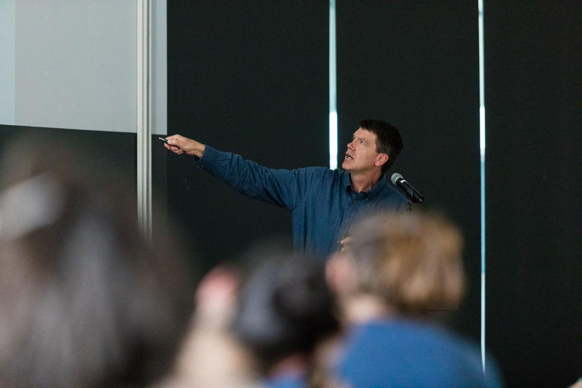 Gordon Bonan presents for NAU's Earth Week