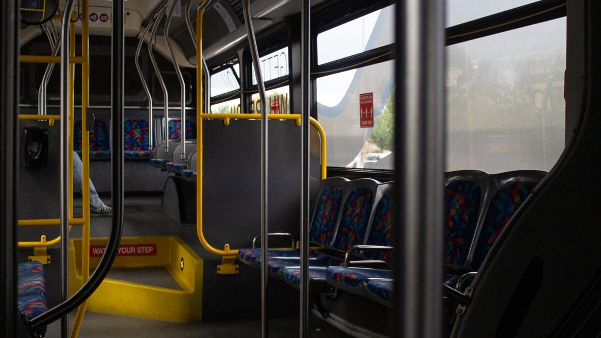 A rocky transition back: Student transportation services