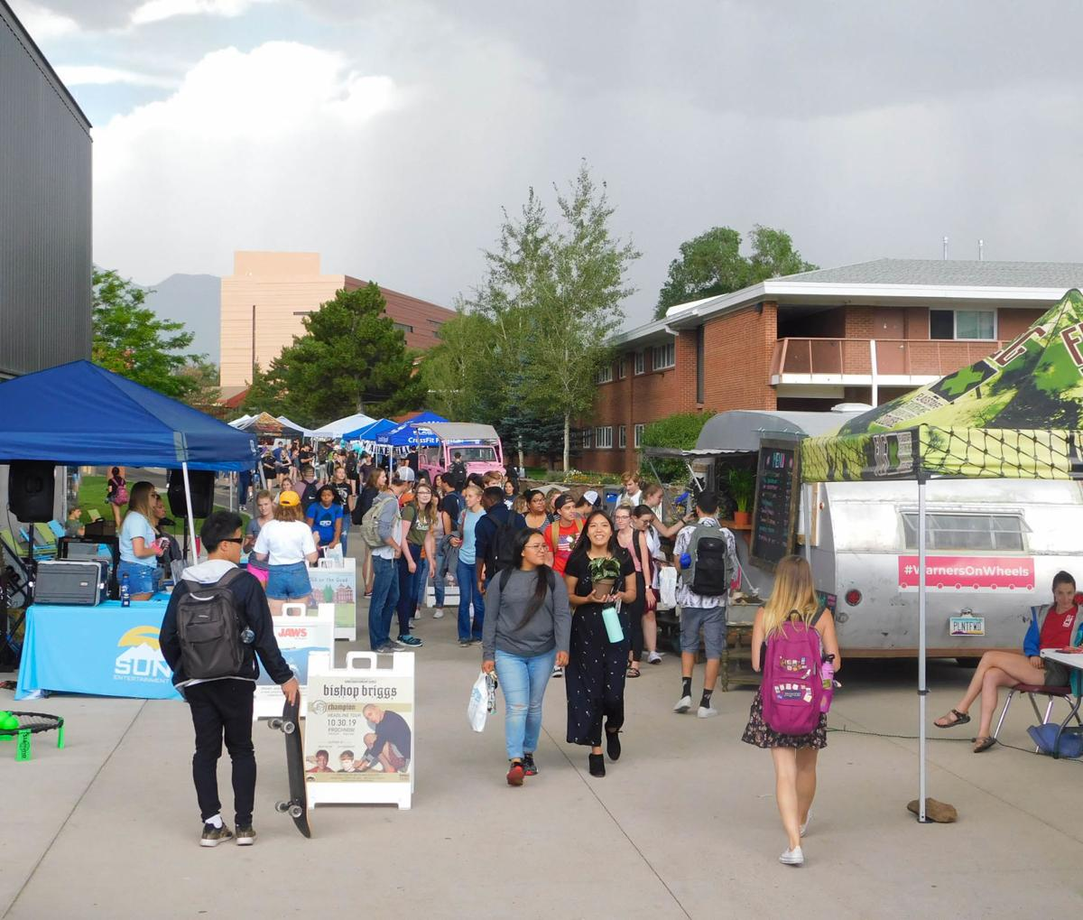 Bridging the gap between city and campus life at the NAU Community Fair
