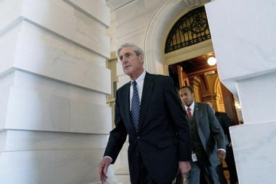A redacted Mueller Report breakdown