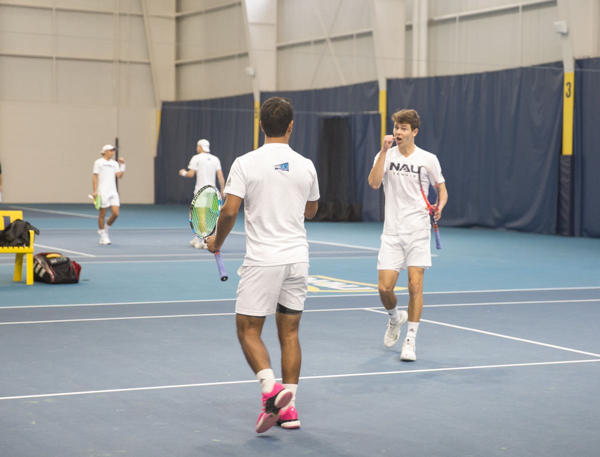 Men's Tennis vs. Southern Utah