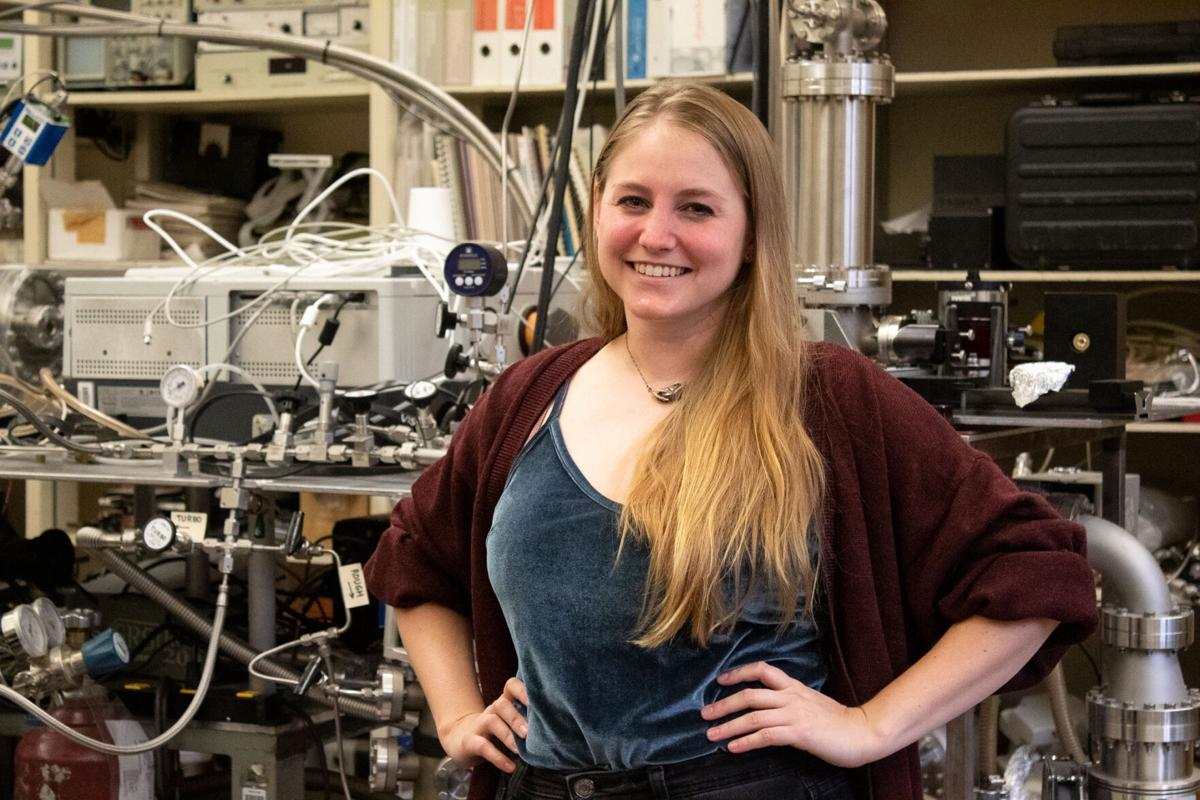 NASA recognizes grad students' out-of-this-world research