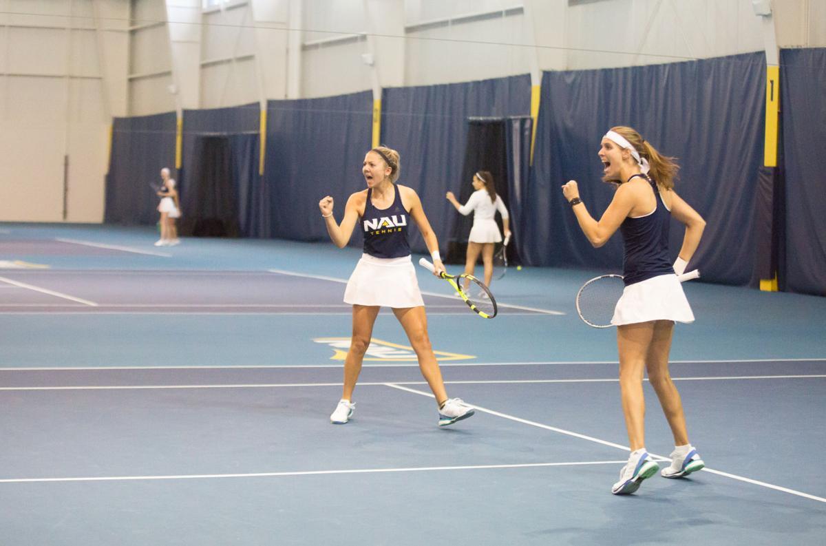 NAU Women's Tennis vs. Idaho