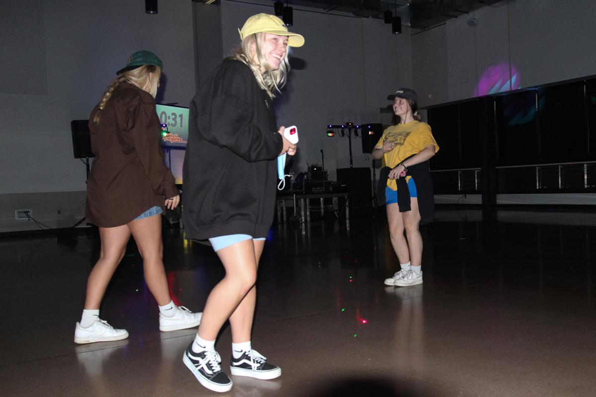 Students danced their way through the decades at NAU's latest event.