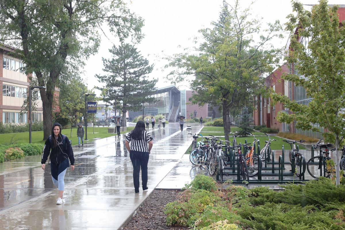 Weather Update Sept. 25: thunderstorms and lower temperatures