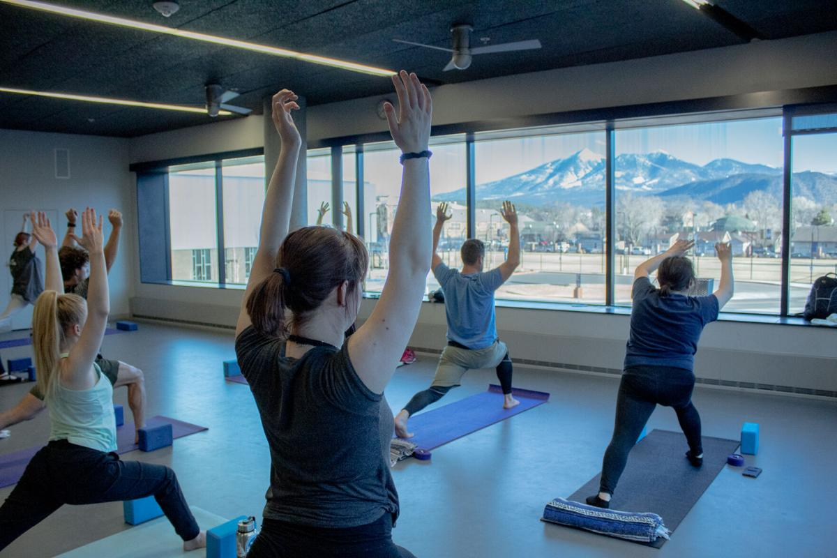 FIT classes to promote self-care in a pandemic