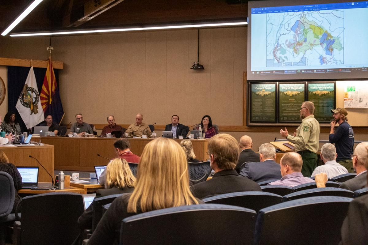 Joint city and county meeting discussed the 2020 census and the Museum Fire