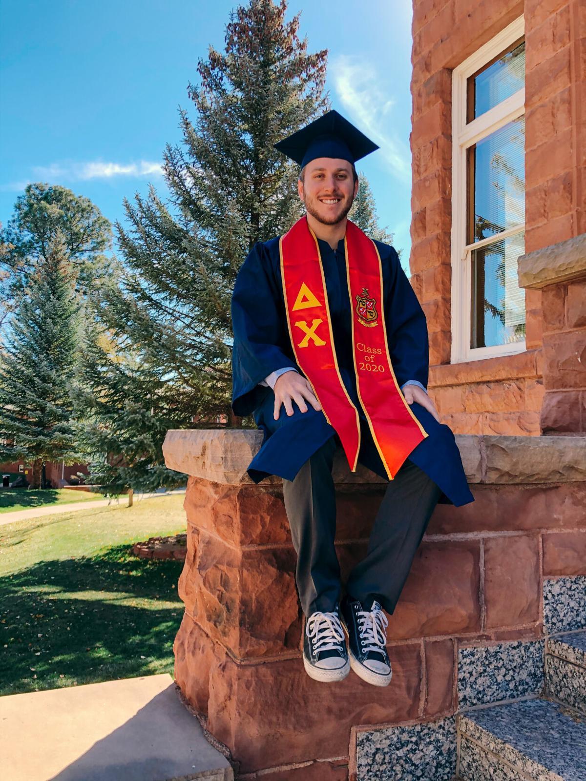 Parents of NAU honor their fall 2020 graduates