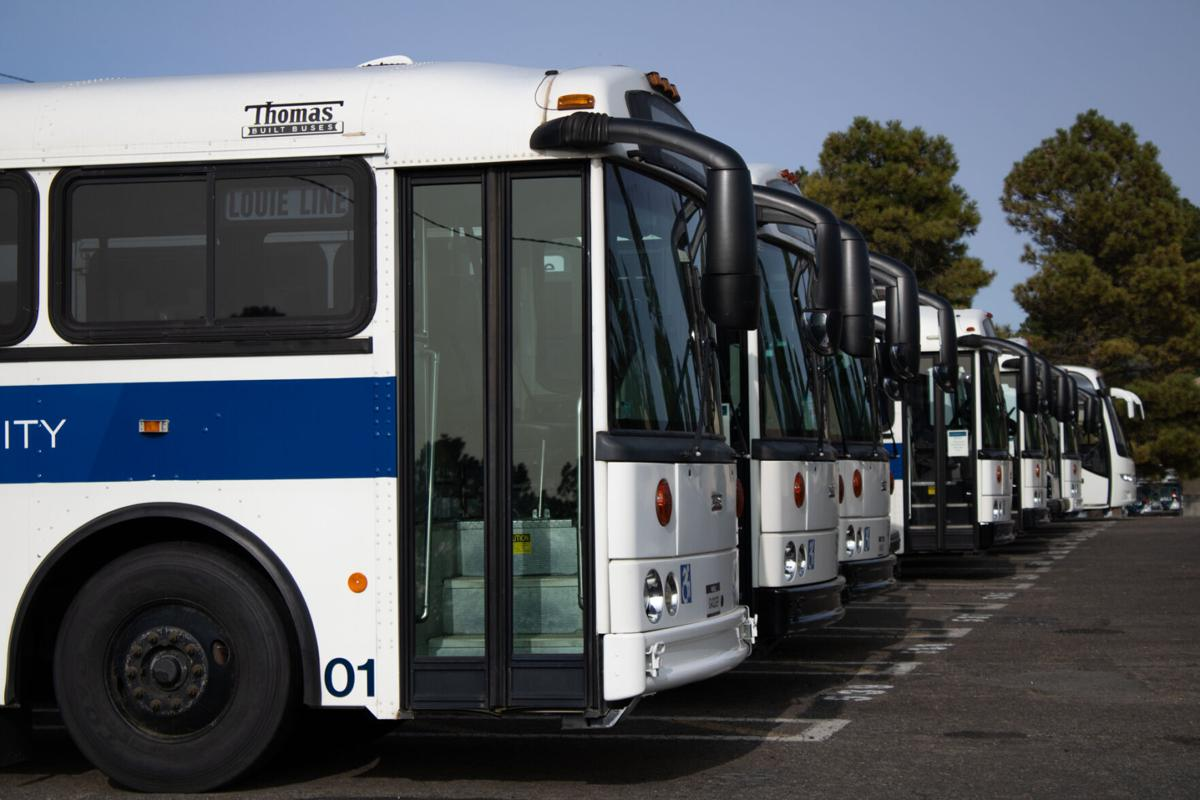 University Transit Services keeping riders and drivers safe