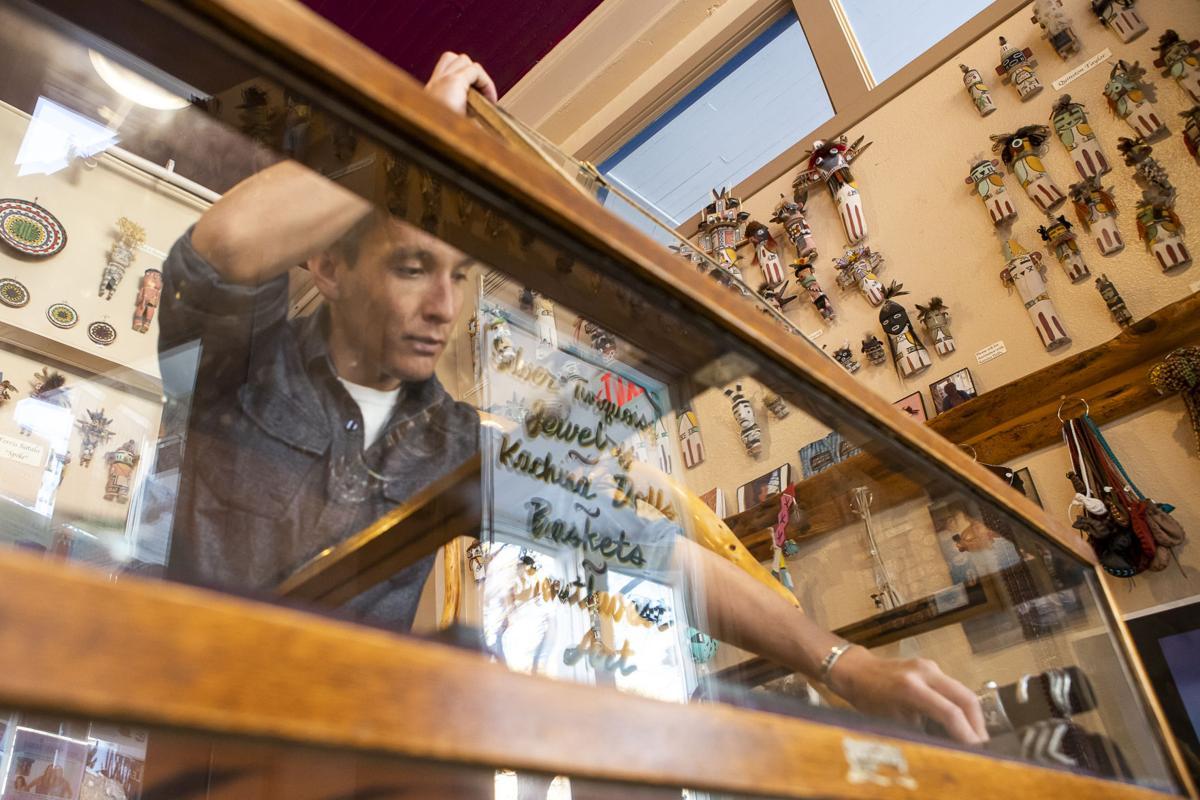 Winter Sun Trading Company's Native art and herbs