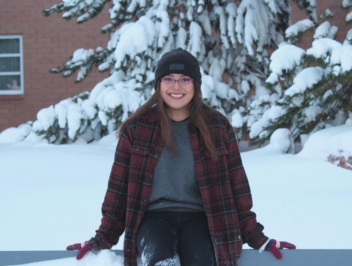 Humans of NAU: Staying involved instead of isolated