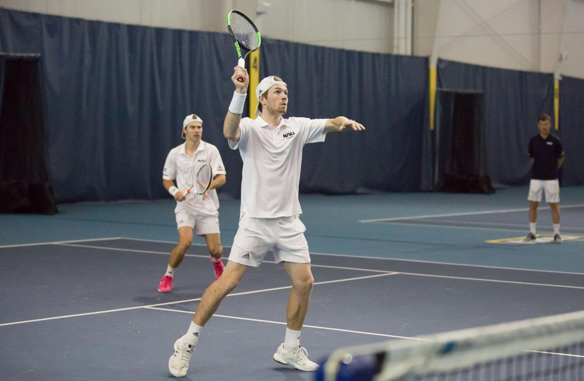 Men's Tennis vs. Western New Mexico