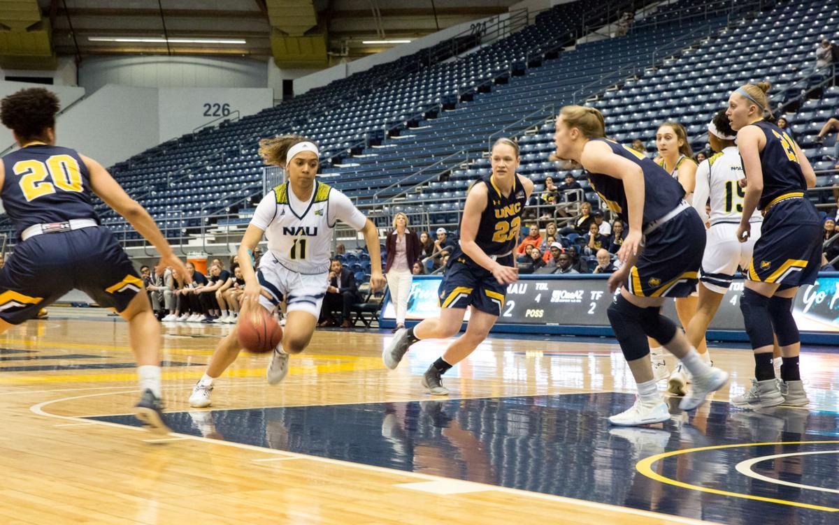 NAU Women's Basketball vs. Nothern Colorado