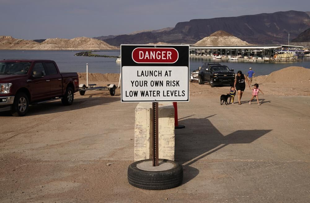 One of Arizona's main water sources is drying up