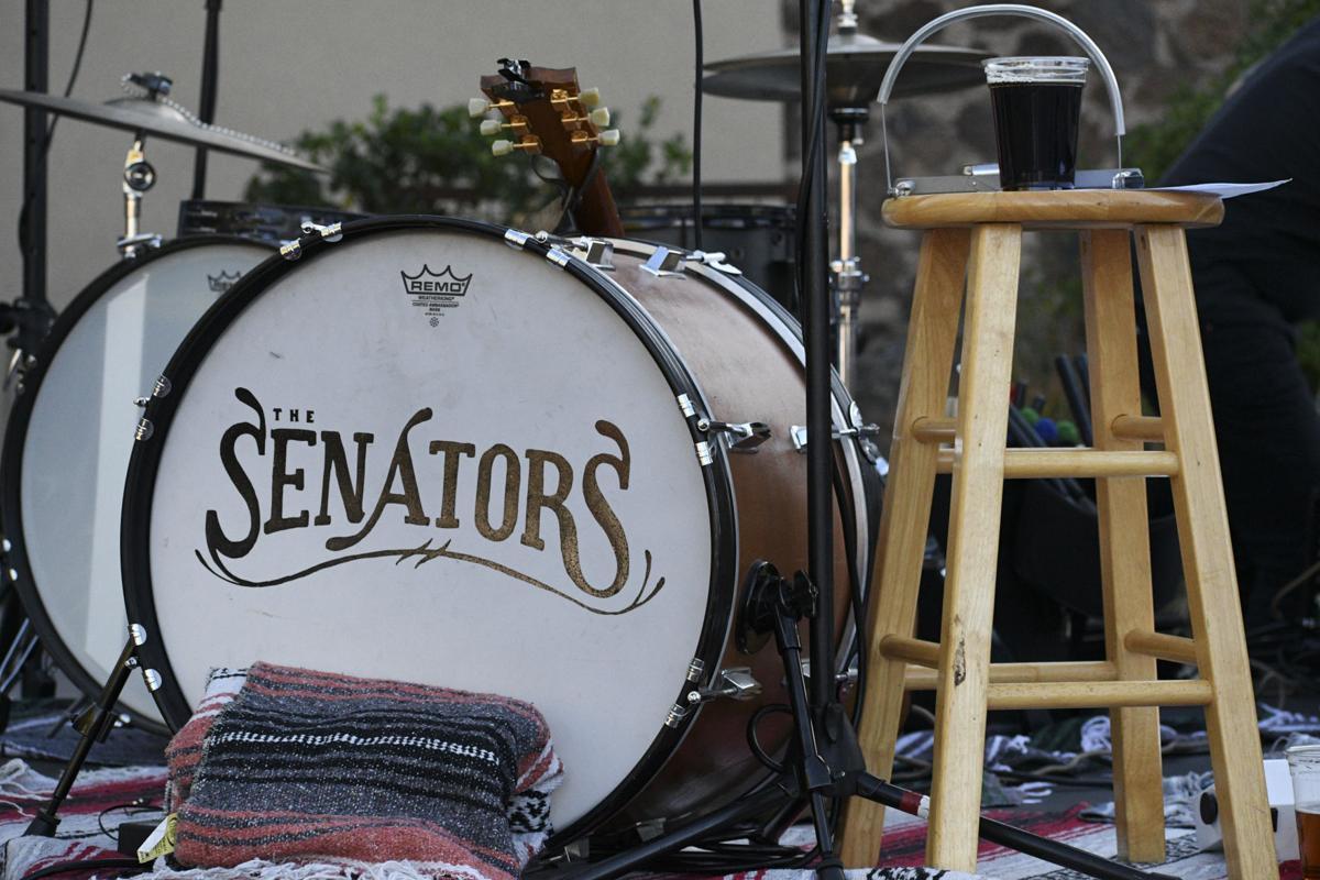 The Senators write and ratify a new album