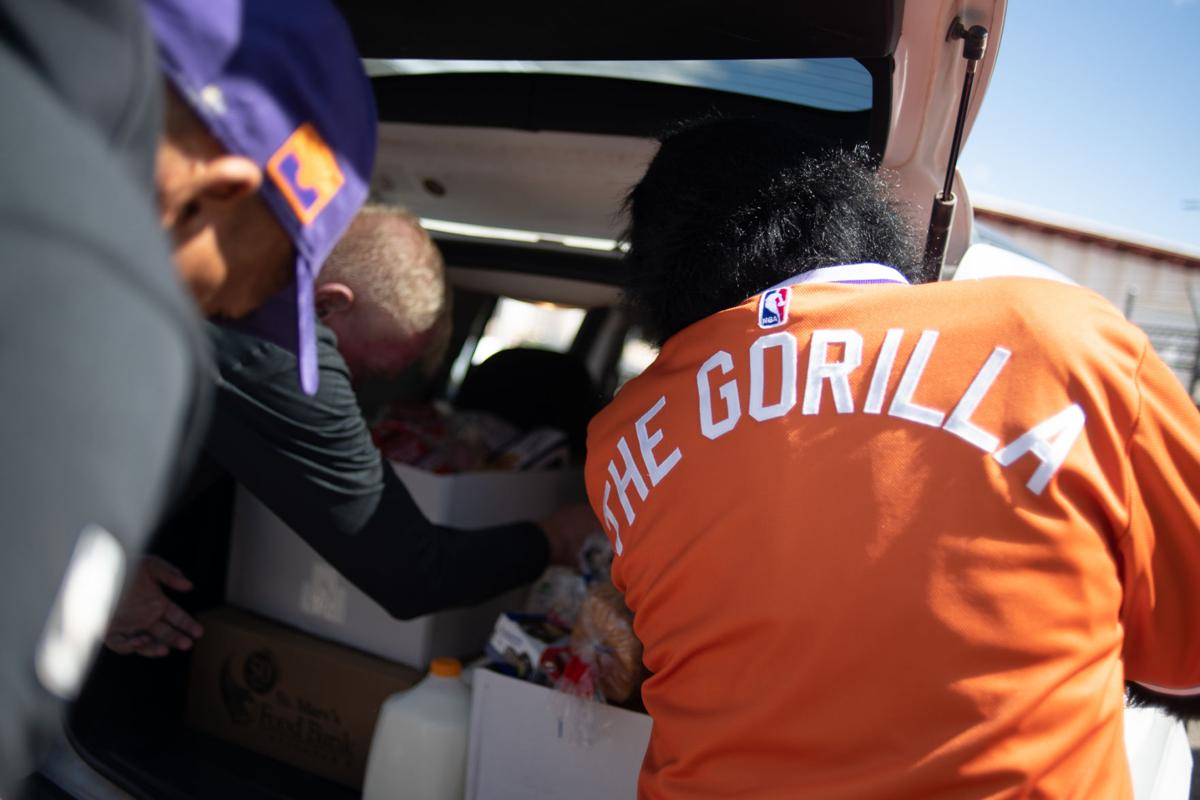 Phoenix Suns and Flagstaff community rise together