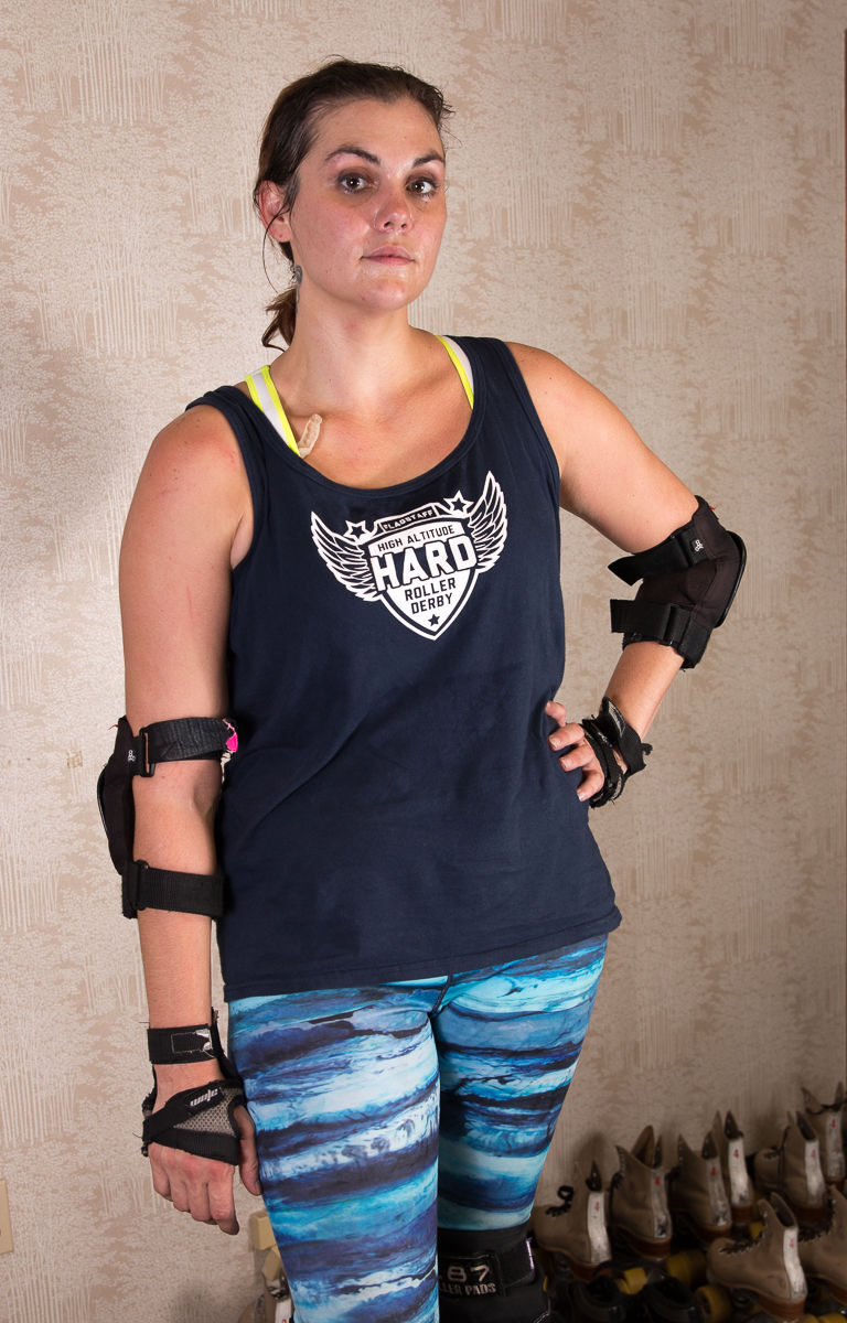 bruised babes: flagstaff roller derby and the dark sky starlets