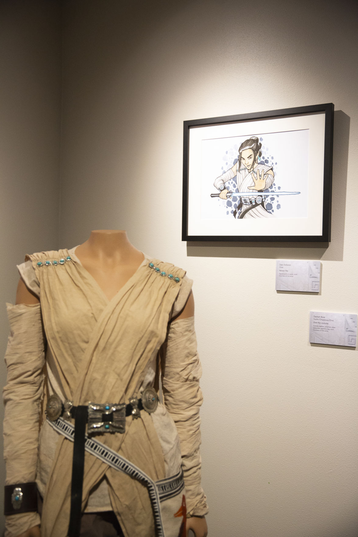 Feel the Force in Flagstaff with an Indigenous art exhibit