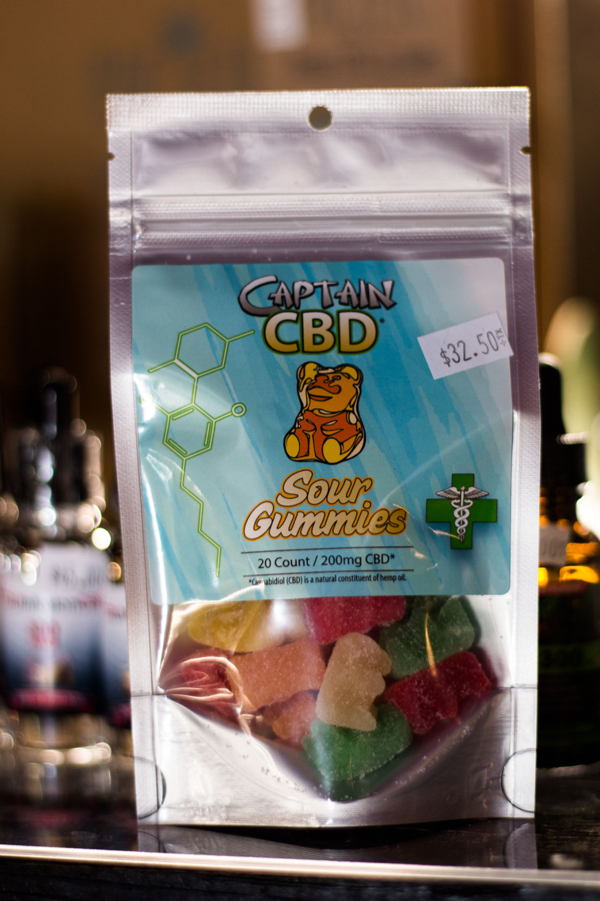 CBD offers healing without the high