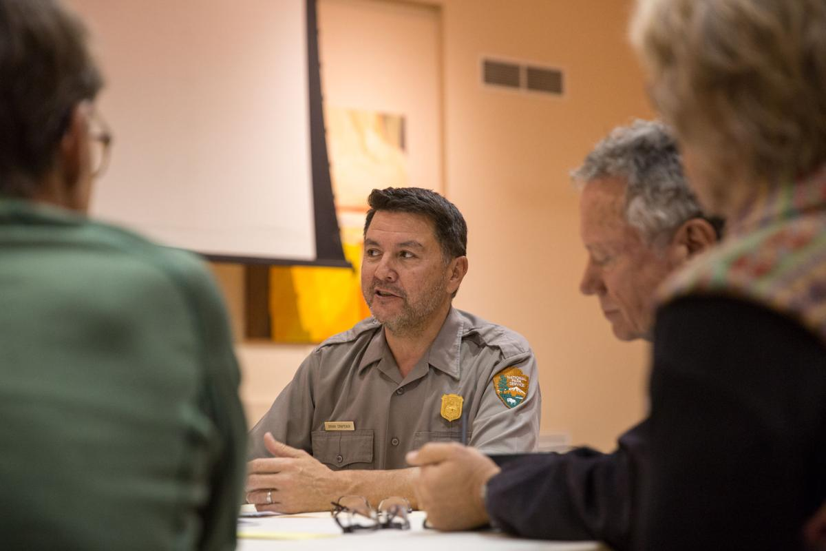 Officials ask locals for input on improving diversity in public lands
