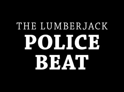 Police Beat 2/8 - 2/14: Laser beams & broken parking gates