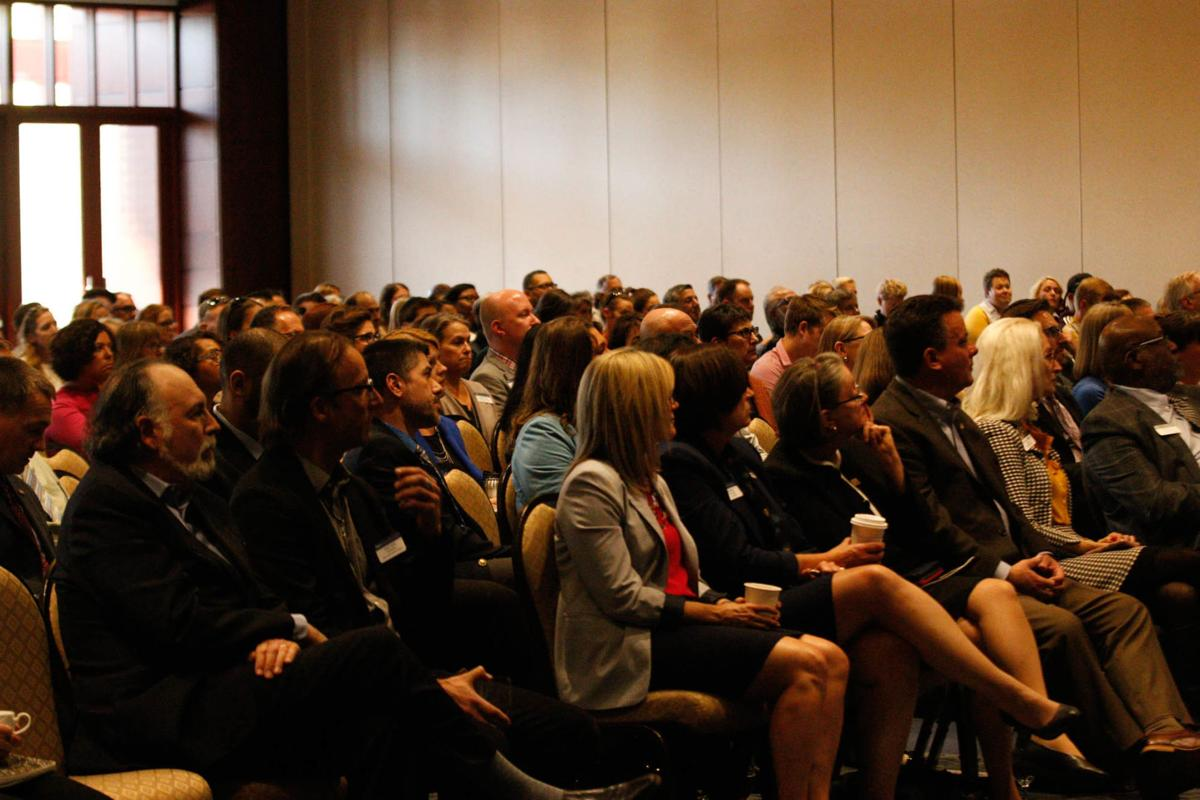 Fall campus forum provides a cohesive outlook for NAU's future