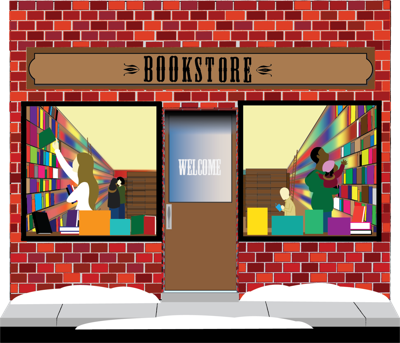 These aren't just bookshops, they're an experience