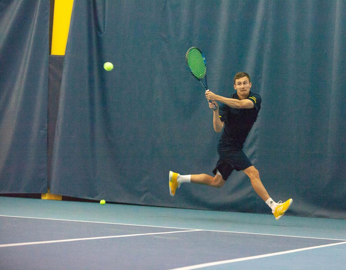 Mens Tennis(4/13/19)