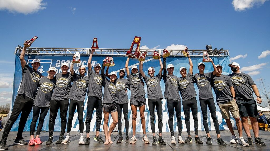 Cross country's Young, Ferro shine as NAU captured fourth national title
