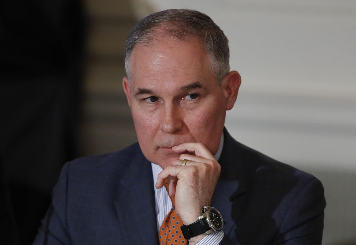Trump, Pruitt aim to deregulate environmental policy