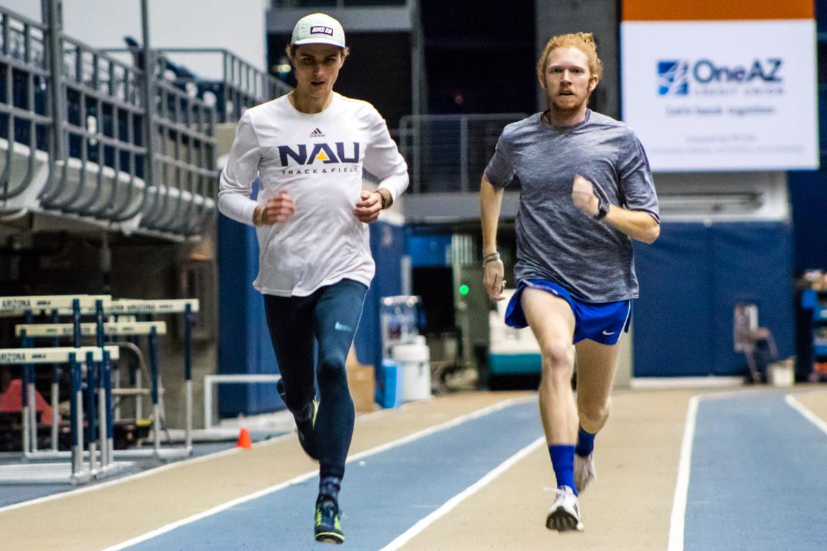 NAU's Tyler Day receives prestigious award