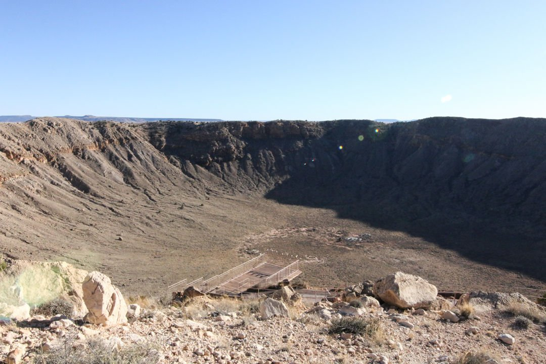 Meteor Crater unveils new attraction for World Asteroid Day
